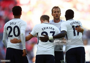 Tottenham Hotspur 2-0 Juventus: Lillywhites end pre-season with comfortable win over the Old Lady