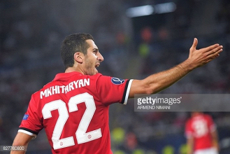 Henrikh Mkhitaryan admits that Man Utd are looking to turn draws into wins this season