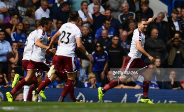 Chelsea 2-3 Burnley: Nine-man Premier League champions humbled in opening game by brilliant Clarets