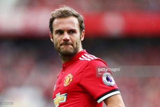 Manchester United trigger 12-month extension in Juan Mata's contract