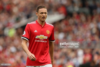 """Matić claims he'll be at Manchester United for """"a long time"""""""