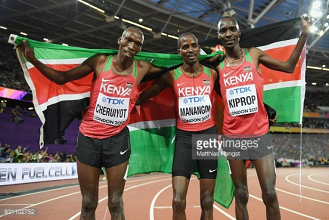 London 2017: Kenyans enjoy golden double on final day of World Athletics Championships