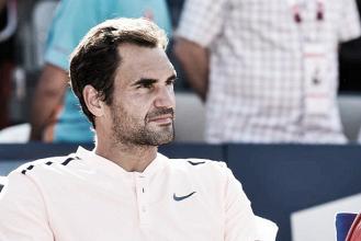 Com fortes dores nas costas, Roger Federer desiste do Masters 1000 de Cincinnati