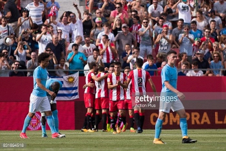 Girona FC 1-0 Manchester City: Portu strike sees Citizens sink to Spanish minnows