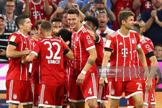 Bayern Munich 3-1 Bayer Leverkusen: Champions start the season in dominant mood