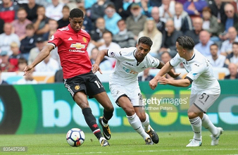 "José Mourinho states Marcus Rashford needs to ""learn"" to embrace the hostile reception from fans"