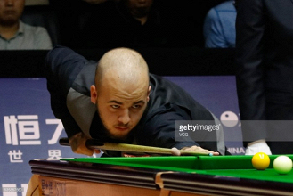 Luca Brecel holds off determined Li Hang to reach China Championship final