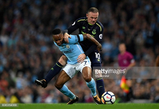 Raheem Sterling praises the character of Manchester City in Everton comeback