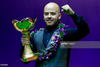 China Championship: Luca Brecel defeats Shaun Murphy 10-5 to win his first ranking event