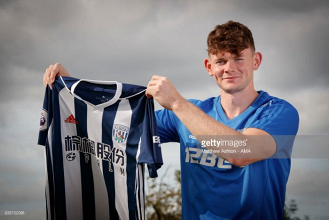 West Brom seal record £15m move for RB Leipzig winger Oliver Burke