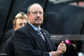 Rafael Benitez could miss Newcastle United's trip to the Liberty Stadium