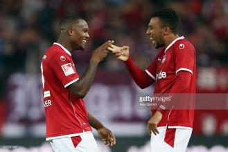 1.FC Kaiserslautern 1-1 Eintracht Braunschweig: Ken Reichel own goal leads to a share of the points
