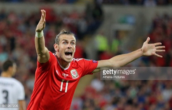 Gareth Bale ruled out of Wales' World Cup qualifiers againstGeorgia and Republic of Ireland