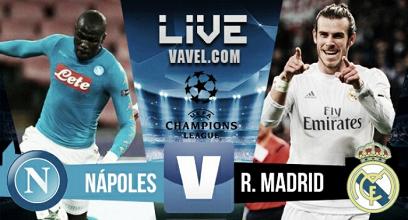 Resumen Nápoles vs Real Madrid en Champions League 2017 (1-3)