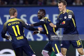 Hamburger SV 0-2 RB Leipzig: Keïta and Werner stunners make the difference