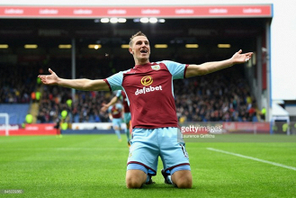 Burnley 1-0 Crystal Palace: Early Chris Wood goal leaves Frank de Boer future in doubt