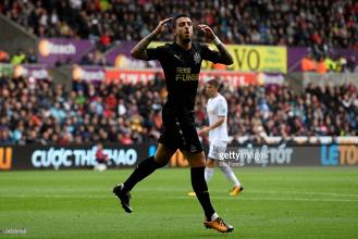 Joselu ready to face former club Stoke City