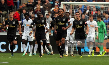 Jamaal Lascelles optimistic about campaign following Swansea win