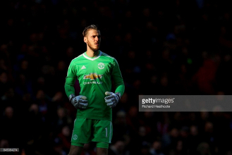 "David De Gea states he trains every day to ""be the best"" ahead of United's Champions League return"