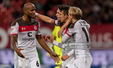 1. FC Nürnberg 0-1 FC St. Pauli:Waldemar Sobota earns Boys in Brown a lucky win
