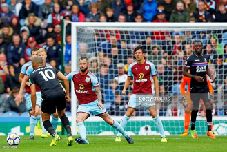Analysis: Creativity will be key as Burnley and Crystal Palace seek to unpick organised opposing units
