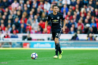 "Ander Herrera states that Manchester City's spending makes them the ""principal contenders"" for the Premier League title"