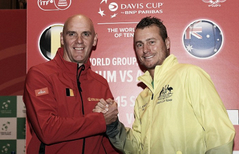 Davis Cup semifinal preview: Belgium vs Australia