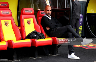 "Pep Guardiola warns Premier League rivals that Manchester City have made a ""step forward"" after Watford victory"