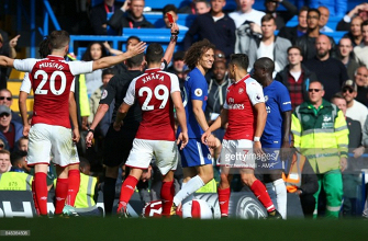 Chelsea 0-0 Arsenal: Champions hold out to stalemate against London rivals