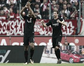 Colônia é derrotado pelo Eintracht Frankfurt e segue sem pontuar na Bundesliga