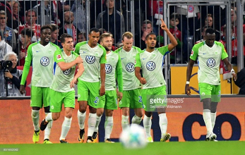 Bayern Munich 2-2 VfL Wolfsburg: Superb second-half comeback earns Wolves a point in Schmidt's first game in charge