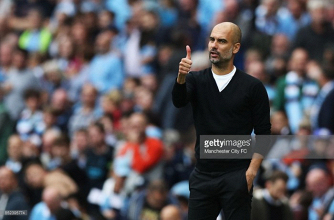Pep Guardiola insists there is room for improvement from Manchester City despite Crystal Palace victory