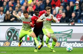 Hannover 96 0-0 1. FC Köln: Billy Goats finally pick up first point