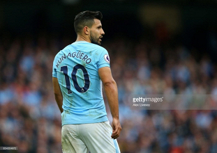Manchester City's Sergio Agüero out for six weeks, claims Argentina's team doctor