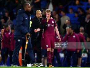 "Pep Guardiola insists Kevin De Bruyne can do ""absolutley everything"" after Belgian shines in Chelsea conquest"