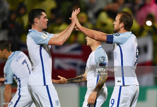 Lithuania 0-1 England: Kane seals uninspiring win for much changed visitors