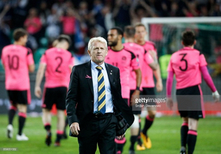 Gordon Strachan leaves role as Scotland manager after failure to qualify for 2018 World Cup