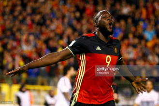 Manchester United's Romelu Lukaku declared fit by Roberto Martínez ahead of Liverpool clash