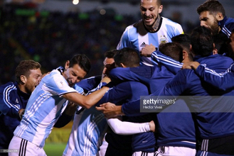 Ecuador 1-3 Argentina: Messi hat-trick books Albiceleste place in World Cup Finals