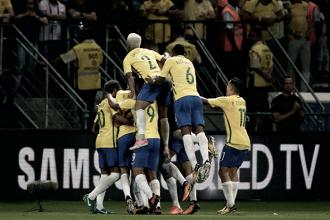 Com dois gols de Gabriel Jesus, Brasil vence e Chile fica de fora da Copa do Mundo