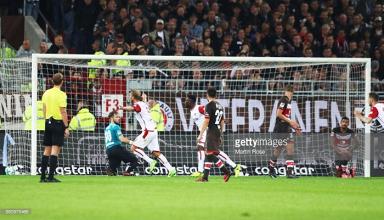 FC St. Pauli 1-1 1.FC Kaiserslautern: Sami Allaugi and Sebastian Andersson score in drab draw