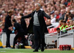 José Mourinho explains Manchester United's struggles against Liverpool