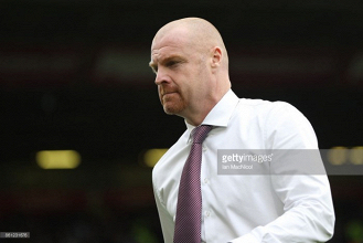 Sean Dyche plays down media speculation linking him to the vacant Leicester City position