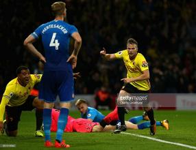 Wenger slams 'scandalous' penalty decision in defeat to Watford