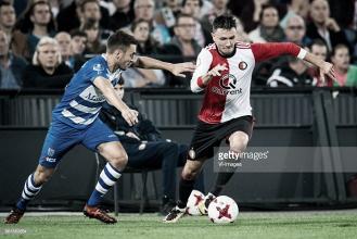Feyenoord vs Shakhtar Donetsk en vivo y en tiempo real en Champions League 2017