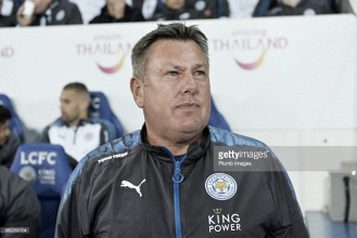 Leicester City despidió a Craig Shakespeare