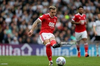 Nottingham Forest striker Jason Cummings joins Rangers on loan
