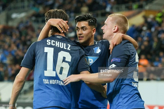 German Europa League Round-Up: Hoffenheim finally win in Europe