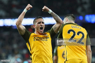 Seagulls lucky to have a manager like Hughton, says Knockaert