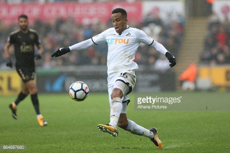 Martin Olsson admits Swansea City have to be better after defeat to Leicester City